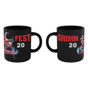 Grimmfest 2020 Mug - Black