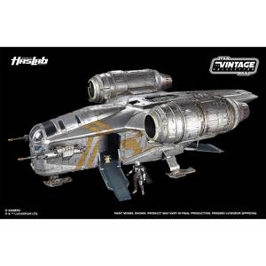 Réplique Hasbro Haslab Star Wars The Vintage Collection Mandalorian Razor Crest Édition Limitée