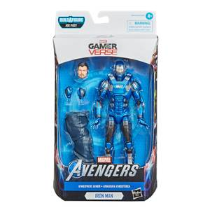 Hasbro Marvel Legends Series Gamerverse Atmosphere Iron Man Action Figure