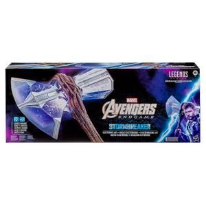 Hasbro Marvel Avengers: Endgame Thor Stormbreaker elektronische Axt Thor Premium Rollenspiel