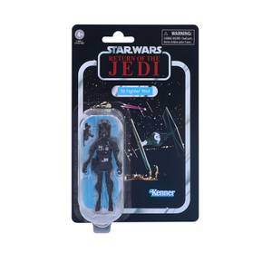 Figura de Acción Hasbro Star Wars The Vintage Collection TIE Fighter Pilot 3.75-Inch Scale Star Wars: El Retorno del Jedi