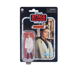 Figuirine Anakin Skywalker (Déguisement de paysan) Echelle 7,62 cm Hasbro Star Wars The Vintage Collection