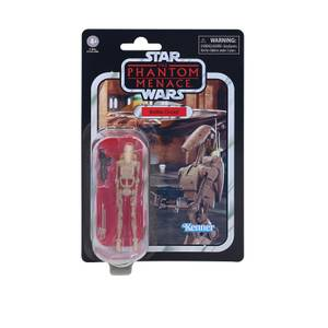 Figurine Droïde de Combat Echelle 7,62 cm Star Wars: La Menace Fantôme Figure Hasbro Star Wars The Vintage Collection