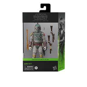 Hasbro Star Wars The Black Series Boba Fett 6-Inch-Scale Collectible Deluxe Figure