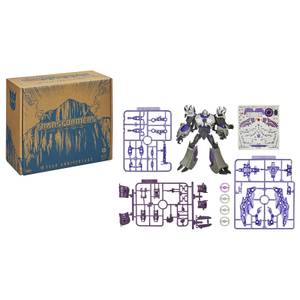 Hasbro Transformers: Prime Hades Megatron Action Figure Re-Issued Version