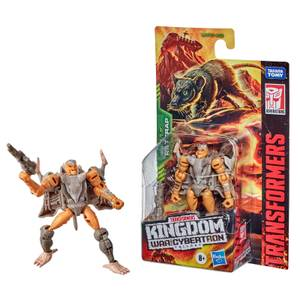 Hasbro Transformers Generations War for Cybertron: Kingdom Core Class WFC-K2 Rattrap Action Figure
