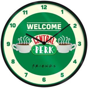 Friends Central Perk Clock 10 Inch