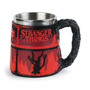 Stranger Things Polyresin Mug