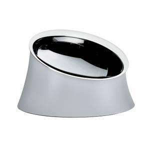 Alessi Wowl Dog Bowl - Warm Grey