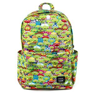 Loungefly Disney Pixar Toy Story Alien Outfits Aop Nylon Backpack