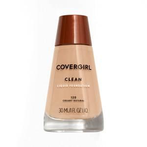 COVERGIRL Clean Liquid Makeup Foundation 7 oz (Various Shades)