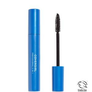 COVERGIRL Professional All in One Curved Brush Mascara 7 oz (Various Shades)