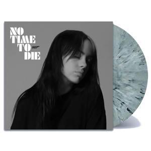 "Billie Eilish - No Time To Die Limited Edition Smoke Coloured 7"" Vinyl"