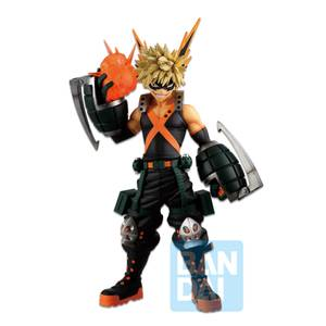 My Hero Academia Ichibansho Figure Katsuki Bakugo DOU (Let's Begin!)