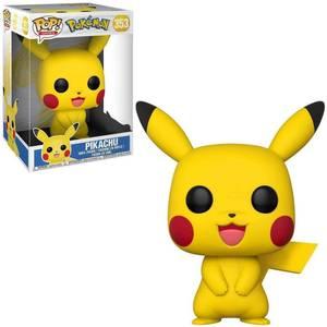 "Figura Funko Pop! - Pikachu Supersized 10""/25cm - Pokémon"