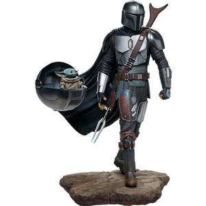 Sideshow Collectibles Star Wars The Mandalorian Premium Format Figure The Mandalorian 51 cm