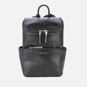 Matt & Nat Women's Brave Mini Dwell Backpack - Black