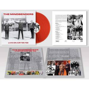 Mindbenders - Live On Air '66 - '68 (Red Vinyl) LP