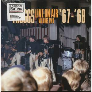 Troggs - Live On Air - '67-'68 LP