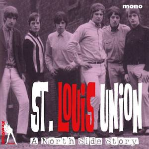 "Louis Union - A North Side Story (vinilo azul) 10"""