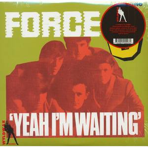 Force Five - Yeah I'm Waiting (Yellow Vinyl) 10""