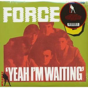 "Force Five - Yeah I'm Waiting (Vinilo Amarillo) 10"""