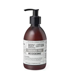 Ecooking Body Lotion Fragrance Free 300ml