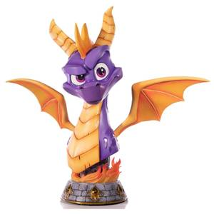 First 4 Figures Spyro the Dragon Life-Size Bust 27.5 Inch