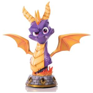 First 4 Figures Spyro the Dragon Grand-Scale Bust 15 Inch