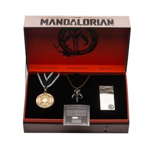 Star Wars Coffret The Mandalorian Premium Replica - Zavvi Exclusif