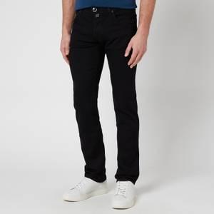 Jacob Cohen Men's J622 Slim Fit Jeans - Black