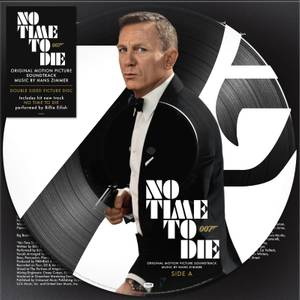James Bond - No Time To Die Soundtrack Limited Edition Picture Disc