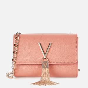 Valentino Bags Women's Divina Small Shoulder Bag - Rosa Antico