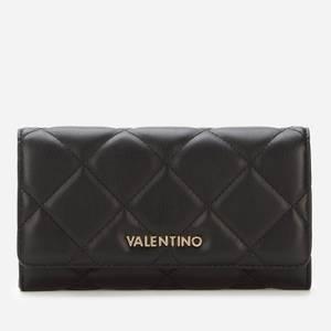 Valentino Bags Women's Ocarina Zip Around Wallet - Black