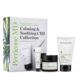 Calming & Soothing CBD Collection