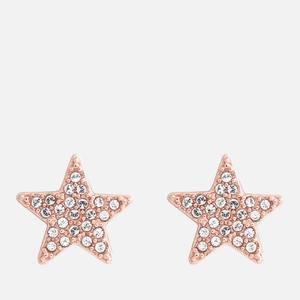 Olivia Burton Women's Celestial Star Stud Earrings - Rose Gold