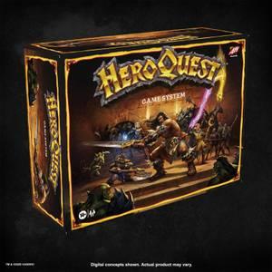 HeroQuest Board Game by Haslab, Hasbro