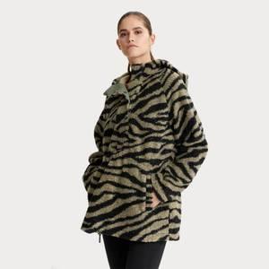 Varley Women's Whitfield Pullover - Black Zebra