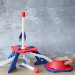 NASA Jump Rocket