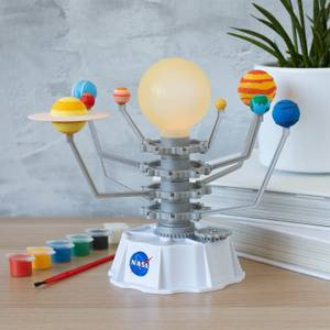 NASA Solar System Construction Kit