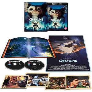Gremlins - Zavvi Exclusif Édition Collector 4K