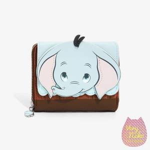 Loungefly Disney Portefeuille Dumbo - Exclusive VeryNeko