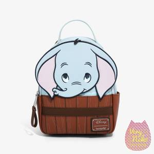 Loungefly Disney Dumbo Cosplay Mini Backpack - VeryNeko Exclusive