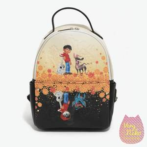 Loungefly Disney Updated Coco Mini Backpack - VeryNeko Exclusive