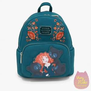 Loungefly Disney Brave Triplets Mini Backpack - VeryNeko Exclusive