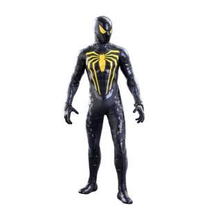 ホットトイズ マーベル スパイダーマン ビデオゲーム・マスターピース・アクションフィギュア 1/6 スパイダーマン (アンチ・オックスーツ) デラックス 30cm