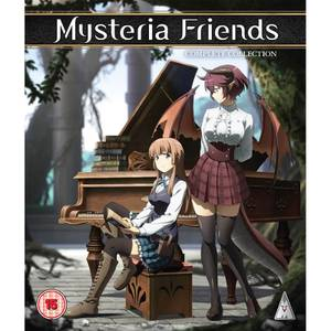Mysteria Friends Collection Blu-ray Standard Edition