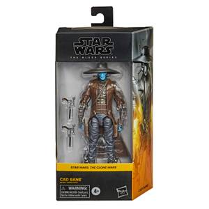 Hasbro Star Wars The Black Series Clone Wars Cad Bane Action Figure