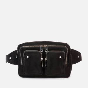 Núnoo Women's Ellie Bumbag New Suede - Black
