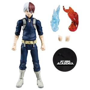 "Bandai My Hero Academia 7"" Wave 2 - Shoto Todoroki Action Figure"